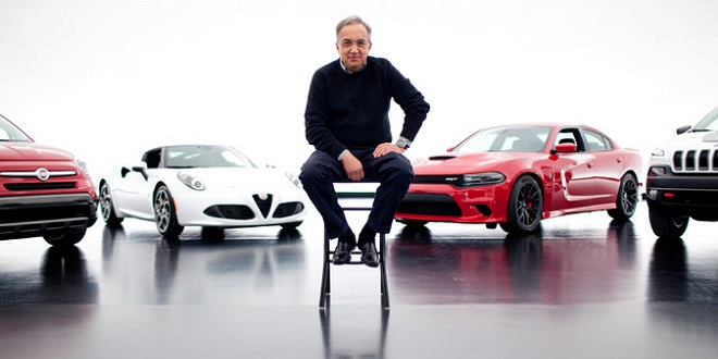 Iconic Fiat Chrysler CEO Sergio Marchionne Dies at 66