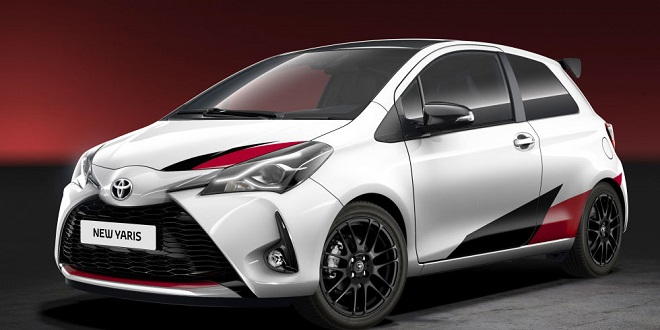 Hot Hatch Version of Toyota Yaris to be Revealed at Geneva Motor Show