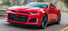 Report: 2019 Camaro Gaining 7-Speed Manual