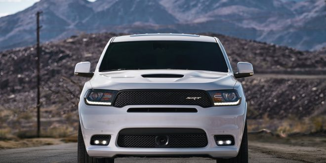 2018 Dodge Durango SRT: A 475 HP Family-Hauler