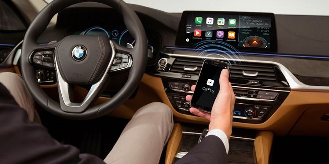 Harman Introduces Wireless Integration for Apple CarPlay