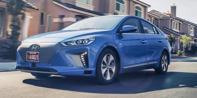 2020 Hyundai Ioniq Gaining More Range