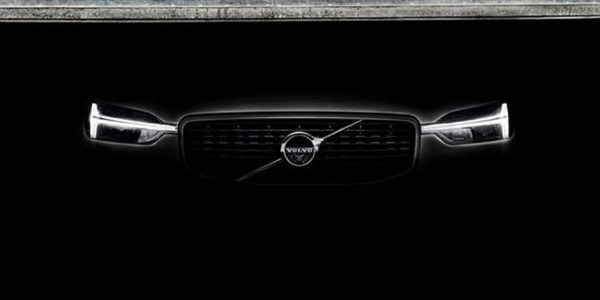 Volvo Teases Next New Product
