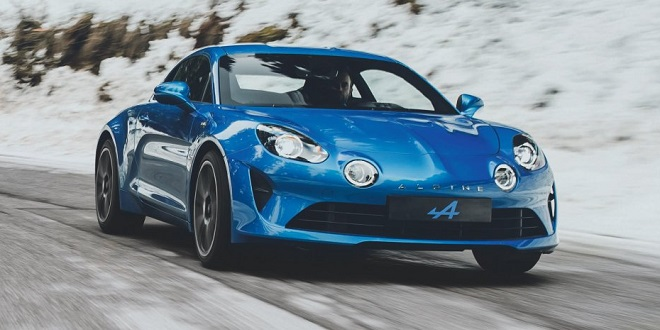 Alpine Previews Production Version of A110 Ahead of Geneva Motor Show