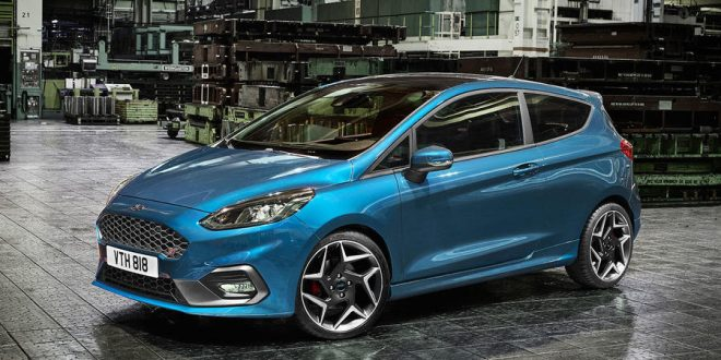 Here's The 3-Cylinder 2018 Ford Fiesta ST