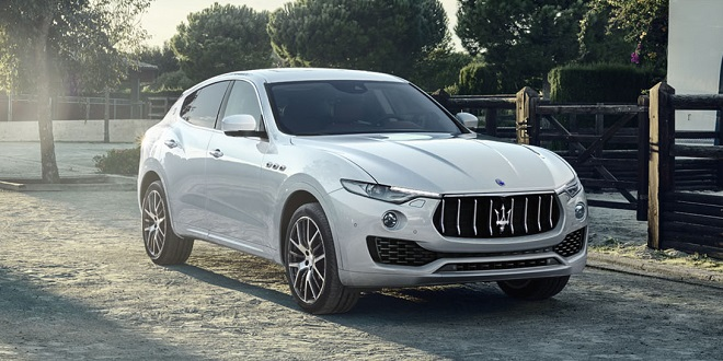 Maserati Recalling Close to 40,000 Vehicles in U.S. for Defects That Could Lead to Fires