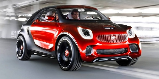 Daimler S Smart Brand To Focus On Evs Stop Selling Gas Powered Cars In North America Autoverdict