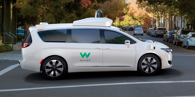 California DMV Report Suggests Google's Self-Driving Vehicles are Improving