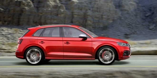 2018 Audi Q5 Priced At $42,475