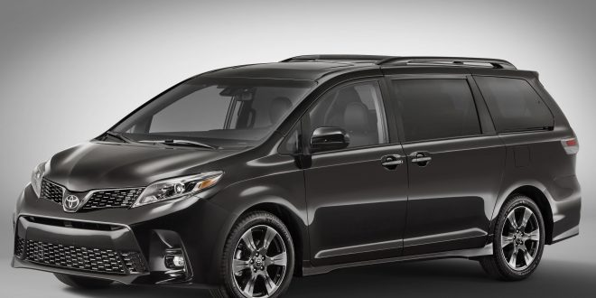 2018 Toyota Sienna Gets A Refresh