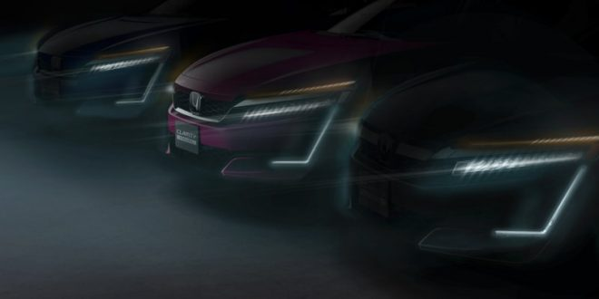 Honda Bringing Clarity To New York Show