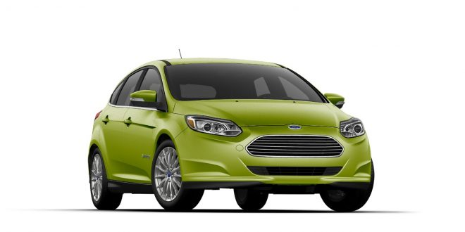Here's An Outrageous Ford Focus Electric