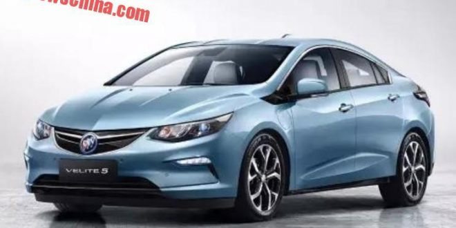 Here's The Rest Of The Buick Volt...Velite 5