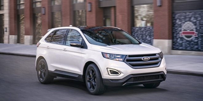 Ford Reveals Edge SEL Sport Package