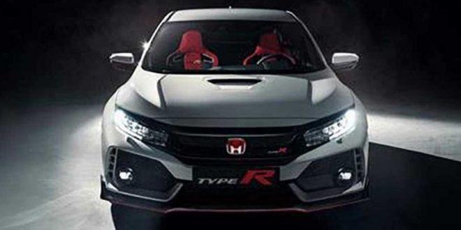 Leaked: Honda Civic Type R Images