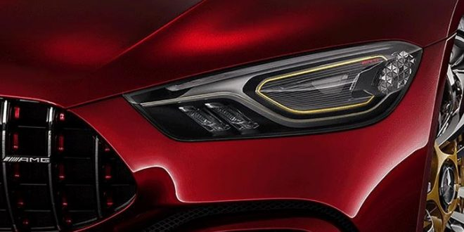 Here's Another Mercedes-AMG Teaser