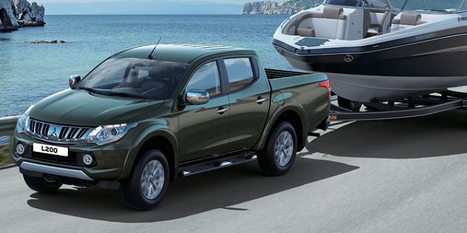 Mitsubishi and Nissan Considering Joint Development of Pickup Trucks