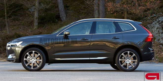 Uncovered: 2018 Volvo XC60
