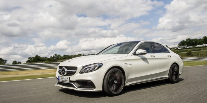 Mercedes-AMG: No AWD For C63