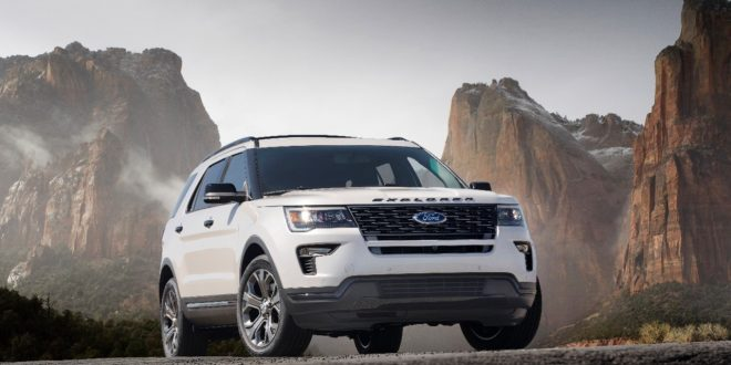 2020 Ford Explorer Details Leak, ST Model in the Works