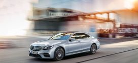 Mercedes-Benz S Class Will Keep V-12 Engine Alive