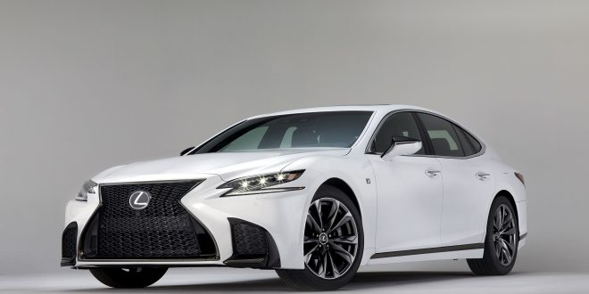 Lexus Thinks Sedans May Ultimately Die