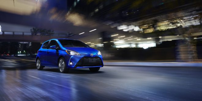 Improved 2018 Toyota Yaris Sees Slight Price Increase
