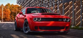 Dodge Challenger SRT Demon Owners Must Sign Lengthy Waiver