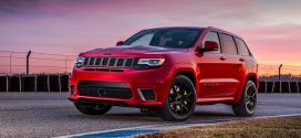 Will There be a Jeep Grand Wagoneer Trackhawk?