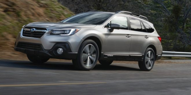 2018 Subaru Outback Ups Ruggedness, Refinement