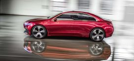 Mercedes-Benz says A Class Sedan Right for U.S. Market