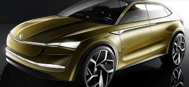 Skoda to Unveil Vision E Autonomous EV at Shanghai Motor Show