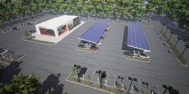 Tesla To Double Supercharger Network In 2017