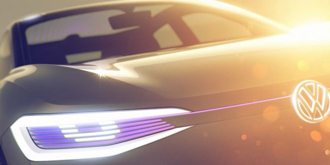 VW Teases Another ID Concept