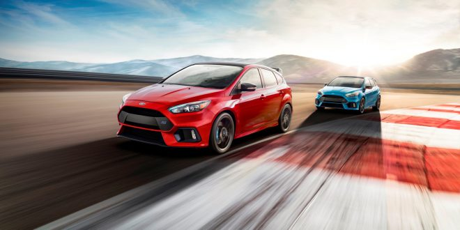 2018 Ford Focus RS Limited Edition Gets A Price Hike
