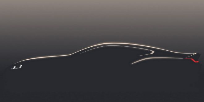 BMW Teases 8 Series Coupe