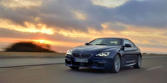 BMW Quietly Dropped The 6-Series Coupe