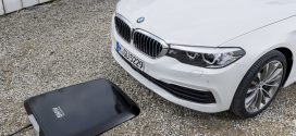 BMW Brings Wireless Charger to U.S.