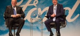 Bill Ford Cancels Planned Visit to Saudi Investor Conference