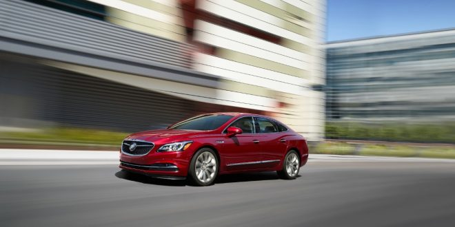 Buick Brings Back eAssist For 2018