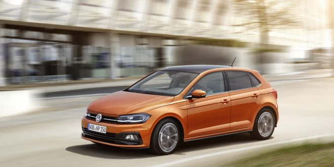VW Reveals All-New Polo