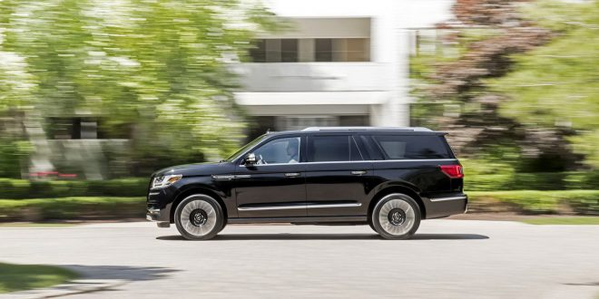 Hybridized Ford Expedition, Lincoln Navigator In The Works