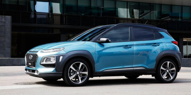Hyundai Kona Revealed