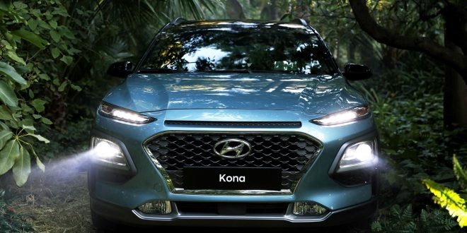 Electric Hyundai Kona Slated For Early 2018 Debut