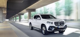 Revealed: The Mercedes-Benz Of Pickup Trucks