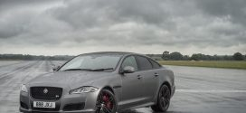 Next Jaguar XJ will Become Electric Flagship