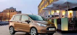 Ford Axing B-Max In Favor Of Crossovers