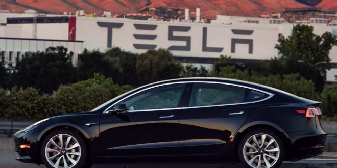 Tesla Acquires Automated Machine Maker