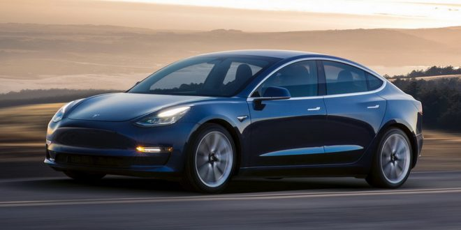 Tesla Model 3 Falling Short Of Production Goals