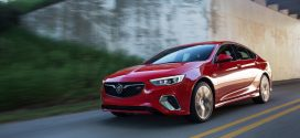 Revealed: 2018 Buick Regal GS